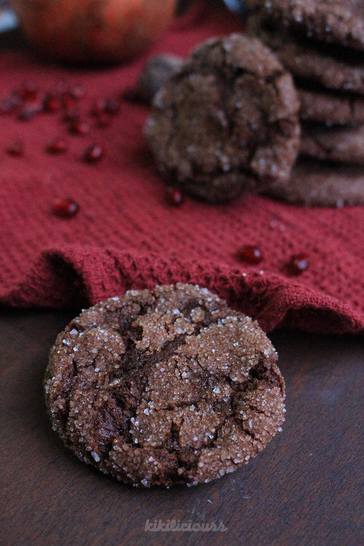Biskota me Çokollatë dhe Melasë