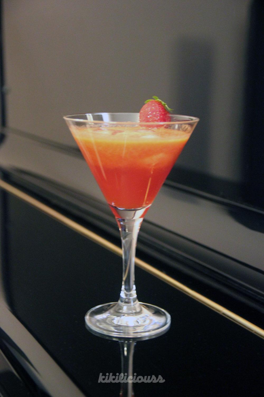 Strawberry Zappie Cocktail